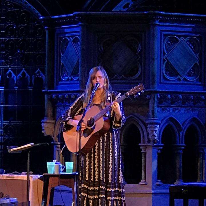 Courtney Marie Andrews – Union Chapel Dec 18 photo 1